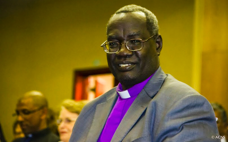 The Primate of the Episcopal Church of Sudan, the Most Revd Daniel Deng Bul Yak