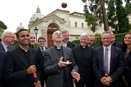 Church of England picks squad for Vatican cricket match