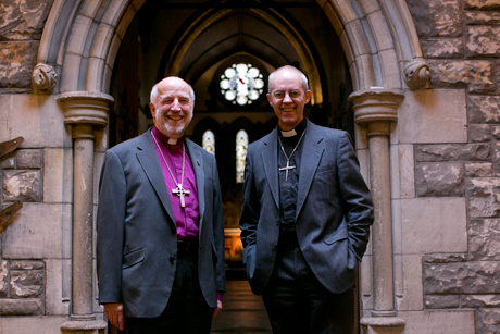 Archbishop Justin completes Anglican Communion tour with visit to Scotland