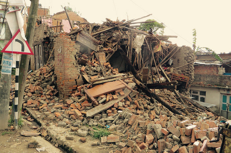 Effects of earthquake 'devastating' reports Anglican Deanery of Nepal