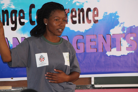 GBD-ACC16-youthconf -Cathrine -Ngangira