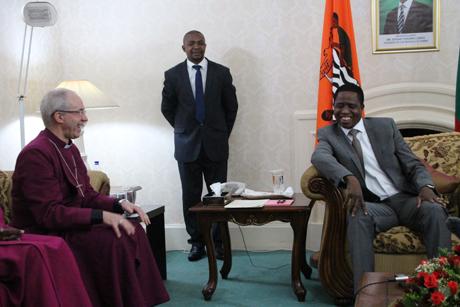 GBD-ACC16-Abp -Welby -President _Lungu _talks
