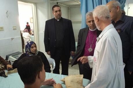 Jerusalem _Dean -Hosam -Naoum -Abp -Suheil -Dawani -Al -Ahli -Hospital -Gaza