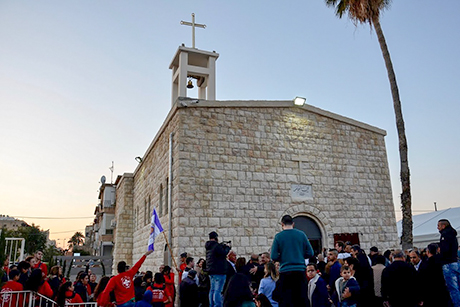 Dio Jerusalem Acre Church Rededication