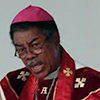 CENTRALAMERICA Archbishop Sturdie Downs