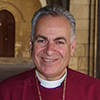 JERUSALEMMIDDLEEAST Archbishop Suheil Dawani