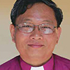 MYANMAR Archbishop Stephen Than Myint Oo