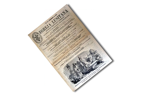 Pre-Anglican Lusitanian newspaper archive now online