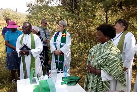 Green Anglicans _Mbabane -River -clean -up -Sept -2017-Swaziland