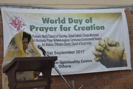 Green Anglicans _CSI-ecumenical -service -World -Day -of -Prayer -Creation -170901