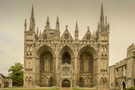 Flickr -Michael -D-Beckwith _Peterborough -Cathedral _460x 307