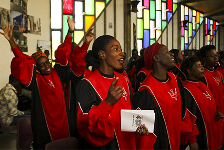 Bath -and -Wells _Zambia -Cathedral -Holy -Cross -Lusaka -choir -40-anniversary -29-April -2019_460x 307