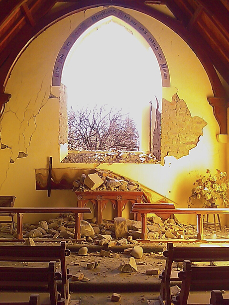 Anglican -Life _chancel -church -holy -innocents -damaged _460x 613