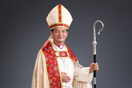 Bishop Moses Nag Jun Yoo elected Primate of the Anglican Church of Korea