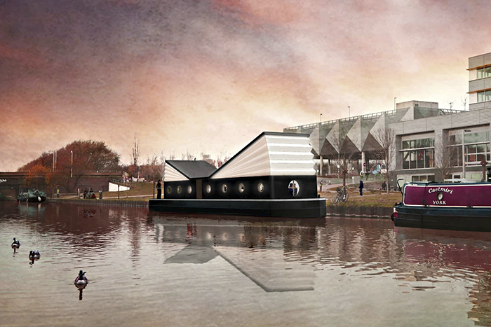London -artists -design -concept -St -Columba -floating -church _700x 467
