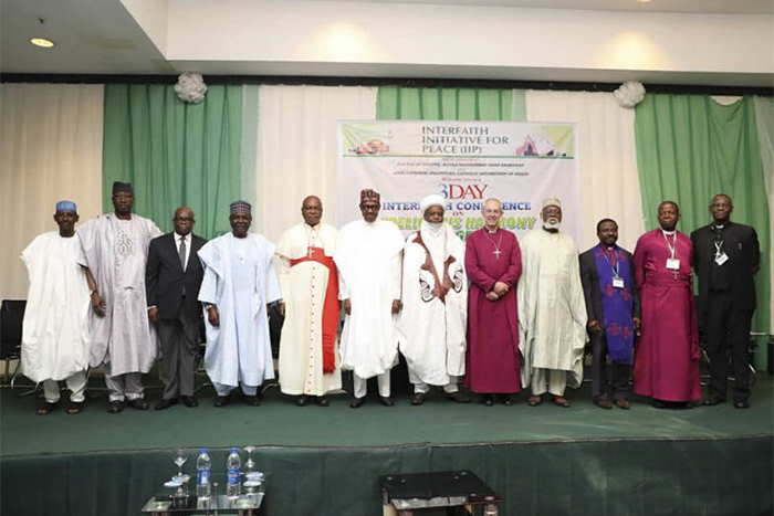 Lam Pal _Nigeria -peace -conference -Abuja -Oct 2018_700x 467
