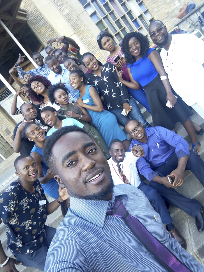 IAFN_youth -delegation -Central -Africa -regional -consultation -October -2018_700x 467