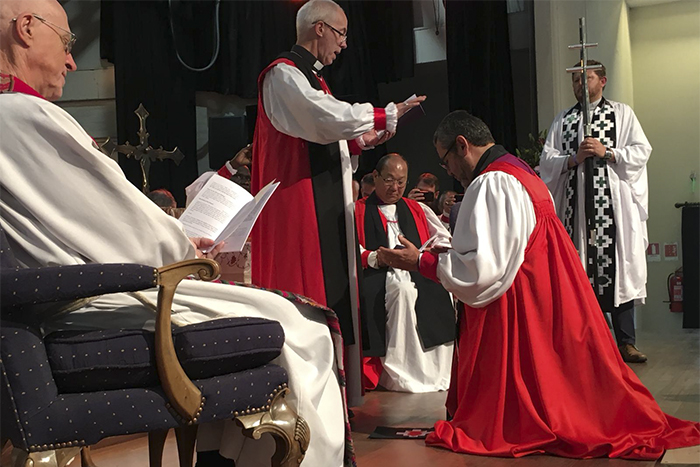 ACNS_Abps -Justin -Welby -Hector -Zavala -inauguration -Iglesia -Anglicana -de -Chile -01_700x 467
