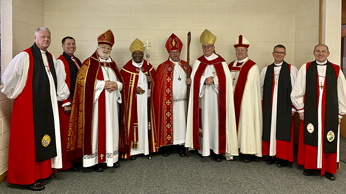 Western -Kansas _Bishops -clergy -Salinas -consecration -Bishop -Mark -Cowell -181201_700x 394